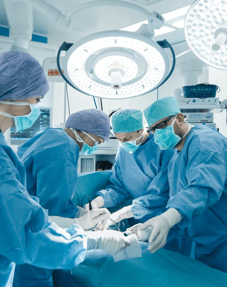 Kompletný menežment pacientov